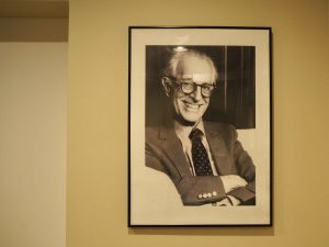アルバート・エリス博士の写真
