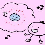 イラスト「ユーモアソング」