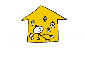 「ホーム」の感覚