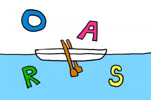 OARS(オールズ)のイラスト
