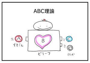 イラスト「ABC理論」
