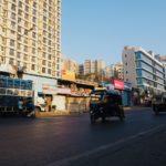 ムンバイの町